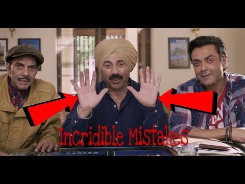 [Incridible Mistakes] In_Yamla_Pagla_Deewan_Phir_se_Full_movie_Trailer[MoviesSins2.0]
