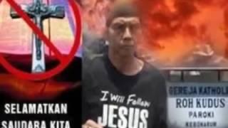 Kisah Muallaf AGUSTINUS RAGIL Mantan Pendeta and Pemimpin Misionaris Masuk Islam Setelah 3 Bln Berde