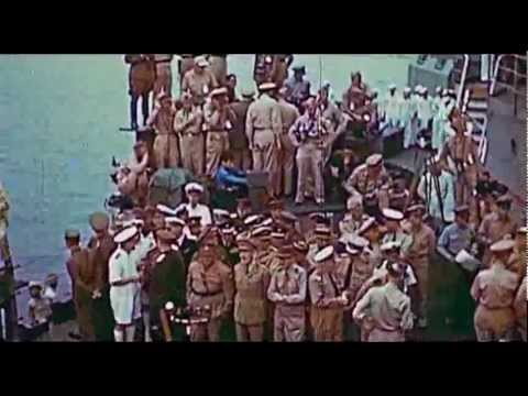 Japan's War in Colour (Complete Documentary)