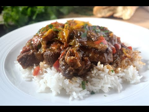 Braised Oxtails | How to Cook Fork Tender Southern Style Oxtails