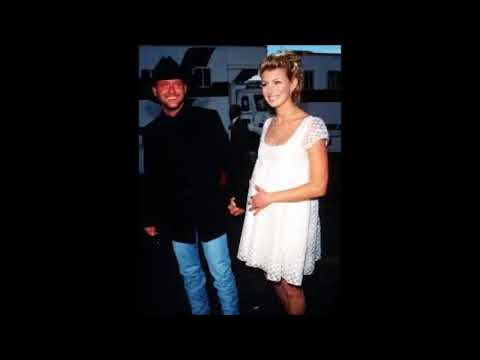 Happy 21st Anniversary Tim McGraw & Faith Hill The Rest Of Our Life