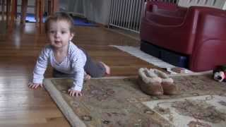 Charlie Clips | Almost 11 months old