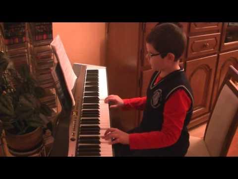 Gra Na Keyboardzie Piotrka #3 Diana
