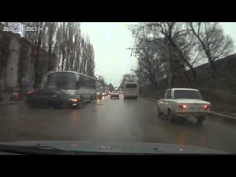 ДТП в ленинском районе 09.04.2013