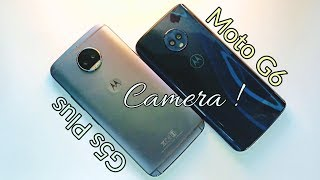Camera Comparison : Moto G6 vs Moto G5s Plus.