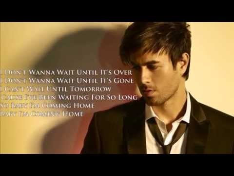 Enrique Iglesias - Coming Home