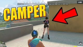 "WHEN CAMPER MEET THE BEST PLAYER ""PANIC"" (Rules of Survival: Battle Royale) TeamPH"