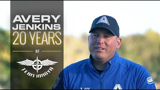 Avery Jenkins: 20 Years with Team Innova