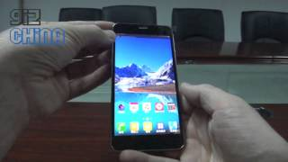 JiaYu S1 Hands on Video - GizChina.com