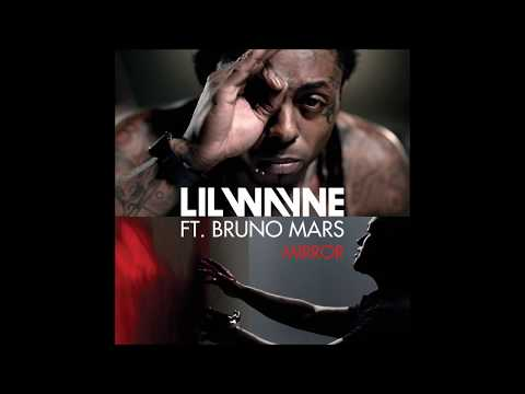 KARAOKE: Lil Wayne ft. Bruno Mars - Mirror (Lyrics)