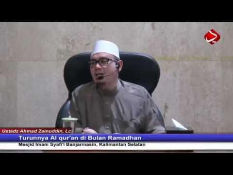 Turunnya Al-Qur.an Di Bulan Ramadhan #2