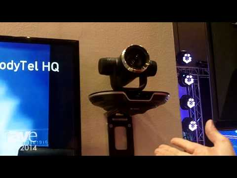 ISE 2014: HAWEI Shows All-in-One System TE30 for Small Meeting Room