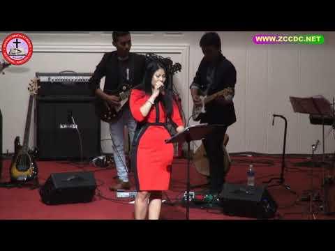 Aye Chan May - Myanmar Gospel Songs in USA