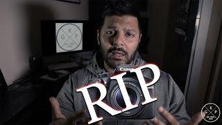 Canon Rumors 2018   DSLRs ARE DEAD!!!!