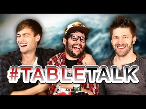 Noah Star Douglas Booth on a Special #TableTalk!