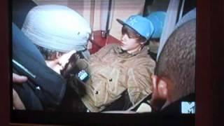 Diary of Justin Bieber on MTV part three