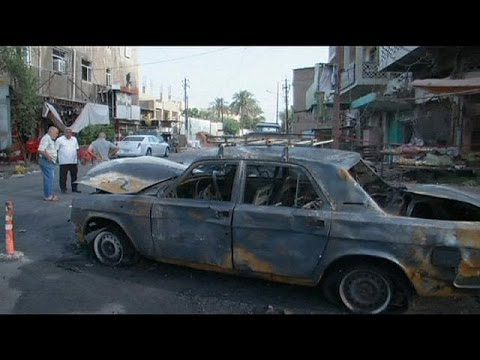 Security slips further in Iraq as car bombs hit Baghdad