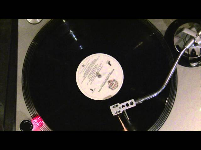 Cheech & Chong - Earache My Eye (featuring Alice Bowie) Vinyl Cut