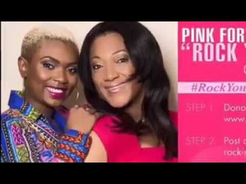 Pink for Africa Interview on Y107.9FM Accra Rise and Shine Show
