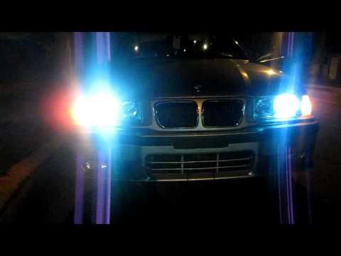 DDM Tuning 8000k 35w HID Kit(ddm ballast) BMW E36