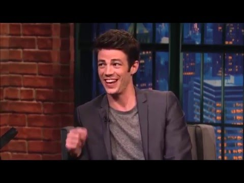 Grant Gustin FUNNY MOMENTS | THE FLASH