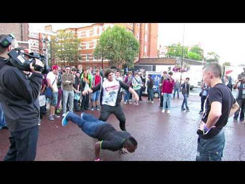 Syndicate vs. KSIOlajidebt Dance-Off Highlights @ Eurogamer 2012! Music Videos