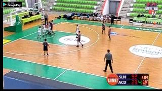 Сливен 14 vs Академик Бултекс 99 14 - Балканска младежка баскетболна лига , #BasketballTV