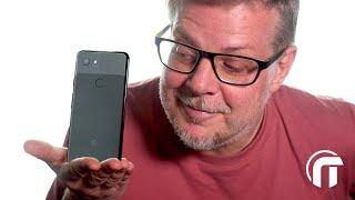 Google Pixel 3a, Android dans son plus simple appareil