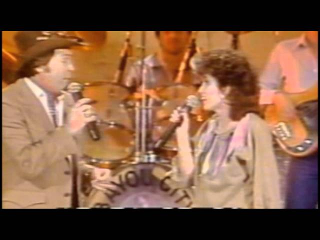 Mickey Gilley -- Paradise Tonight duet with Charly McClain