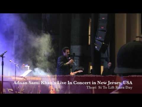 Adnan Sami Live in Concert New Jersey