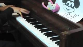 「パンダヒーロー」を弾いてみた【ピアノ】