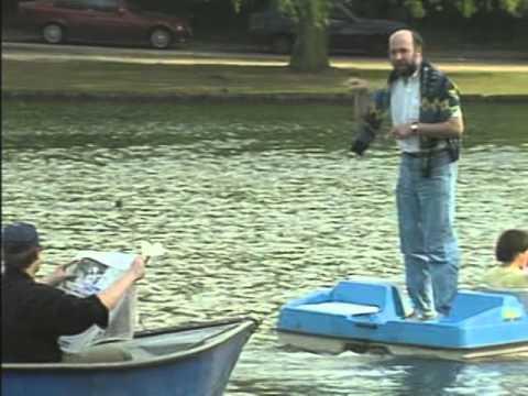 Wacky Pedal Boat