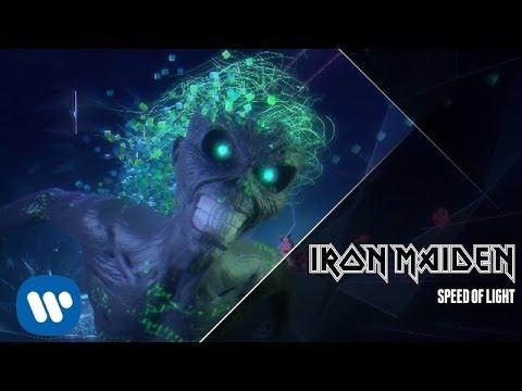 Iron Maiden - Iron Maiden - Speed Of Light (Official Video)