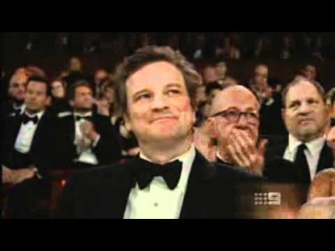 Colin Firth wins best ...