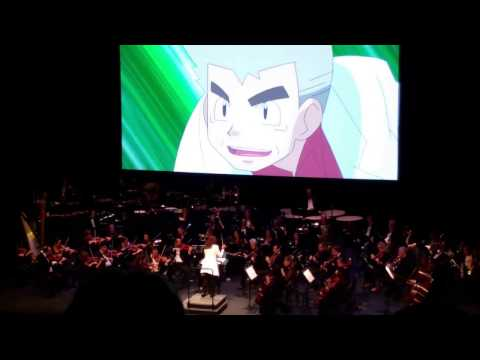 An Entire Theater Singing The Pokemon Theme Song