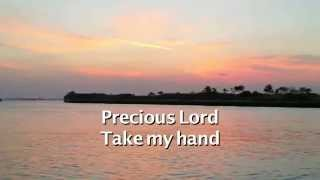 Precious Lord, Take My Hand - Rony Tan