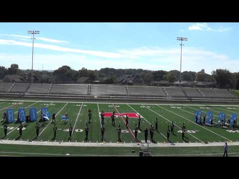 Loretto High School Band - October 18, 2014 - Muscle Shoals Contest