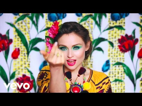 Sophie Ellis Bextor Come With Us pop music videos 2016