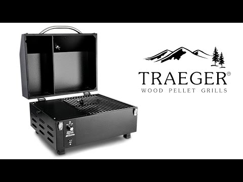 Portable Traeger Grill (PTG) review - TRAEGER GIVEAWAY!!!!!!