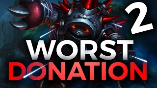 WORST DONATION 2 ft. Adi's Underwear?? (crazy af game tho)