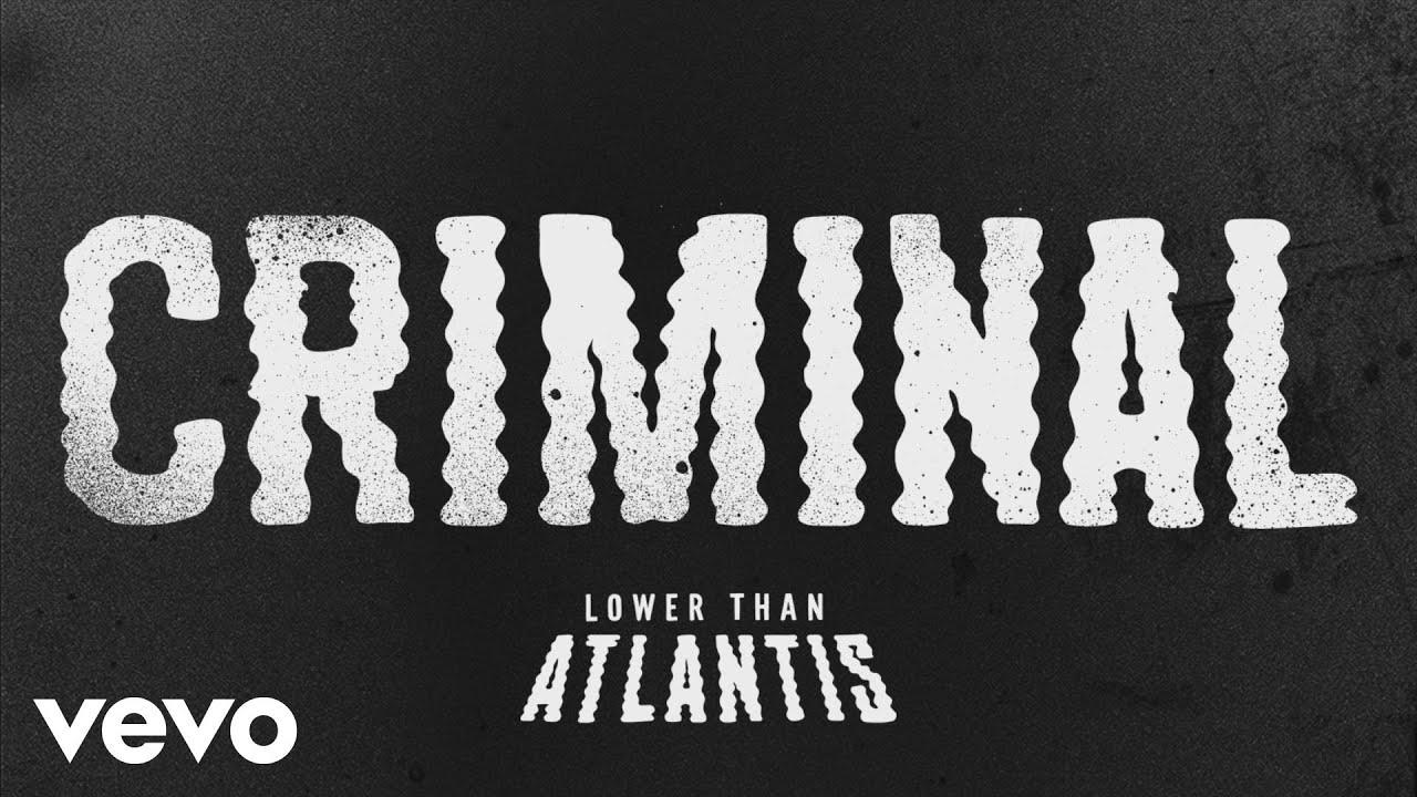 Lower Than Atlantis Logo Lower Than Atlantis Criminal