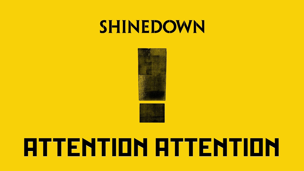 Shinedown - GET UP (Official Audio)