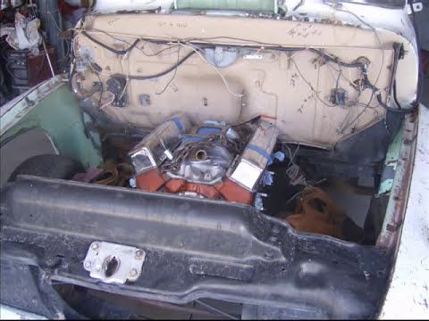 56 Ford F100 Street Rod Truck Project Part 2