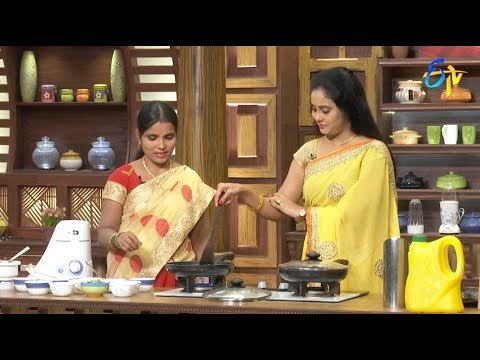 Telugu Ruchi | 9th October 2018 | Full Episode | ETV Telugu