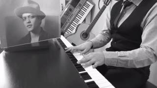 Bruno mars Just the Way you are...piano cover