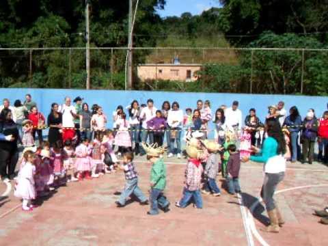 Festa Junina Miosótis - Dança Do Maternal video