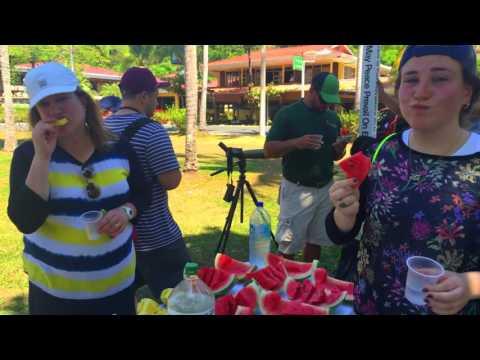 Borensteins Take on Costa Rica