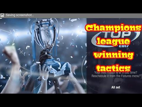 Top Eleven Champions League Final Season 14