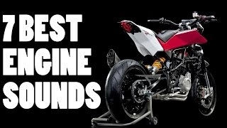 The 7 BEST Sounding Motorcycles (Pt. 2)