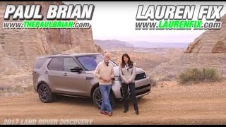 2017 Land Rover Discovery - His Turn - Her Turn™ Car Review
